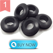 Rubber coupling tire coupling