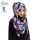 Zakiyyah V036 Bubble Chiffon Shawl Latest Jilbab China Designs