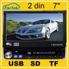 MP5 RMVB video player auto 1 din android car dvd
