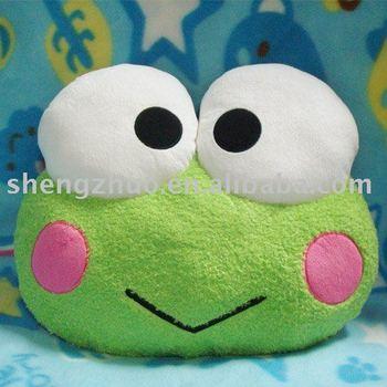 Frog Car Seat Toy