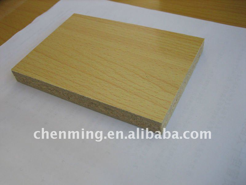 melamine particleboard/flakeboard