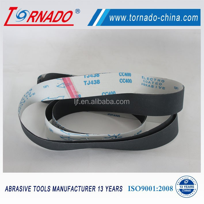 Tornado SB 2000mm silicon carbide abrasion resistant tape
