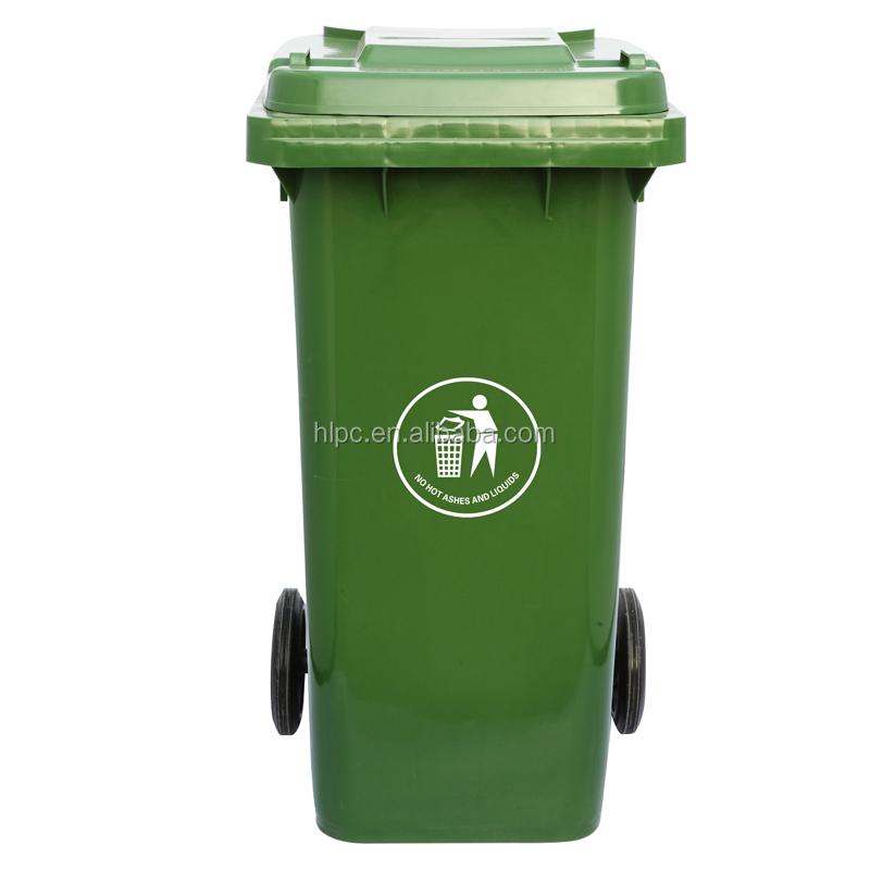 240 litre respectueux de l 39 environnement poubelle publicit poubelle corbeille en plastique pas. Black Bedroom Furniture Sets. Home Design Ideas