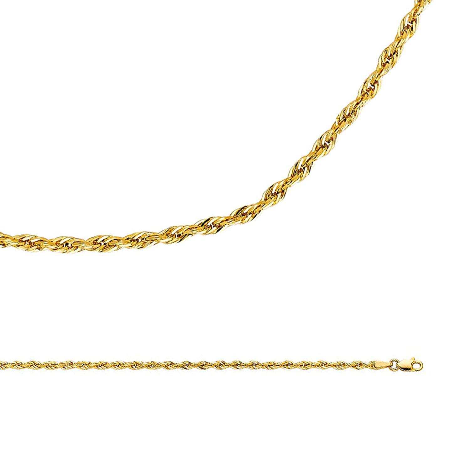 c8b602e95b6cc Cheap 18 Inch Gold Rope Necklace, find 18 Inch Gold Rope Necklace ...