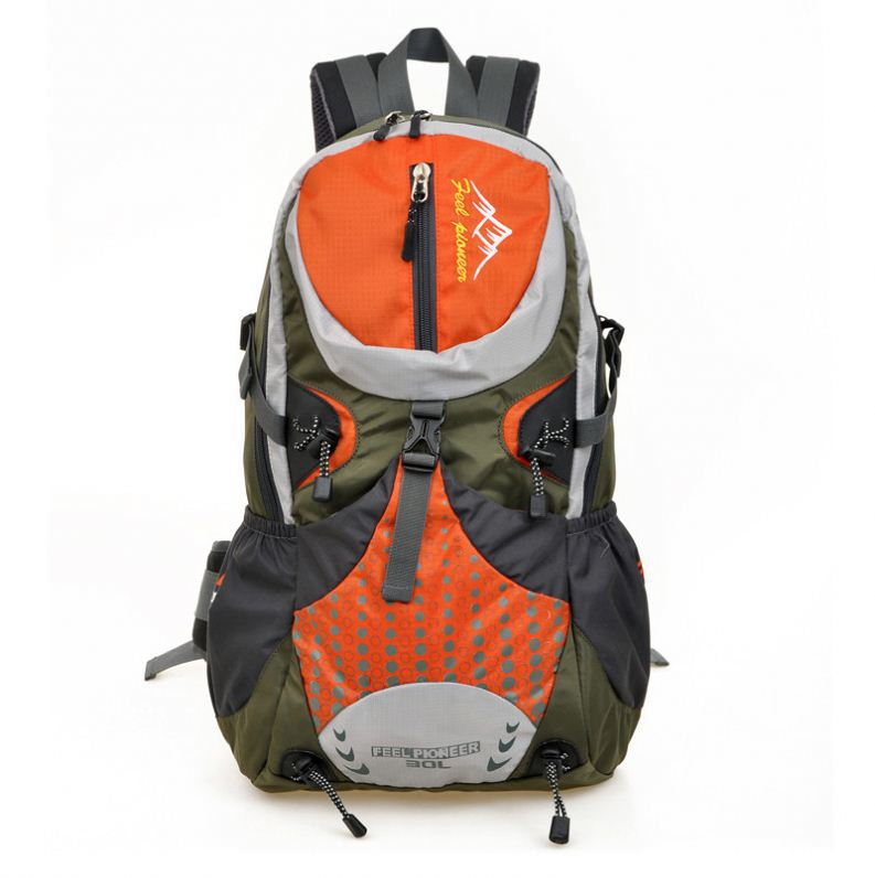 Top grade best sell mountaineer hiking backpack