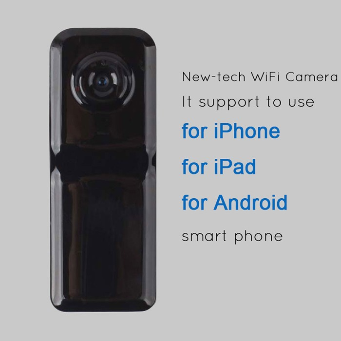 Front Door Security Camera Iphone: Mini Wifi IP Wireless CCTV Surveillance Camera Camcorder