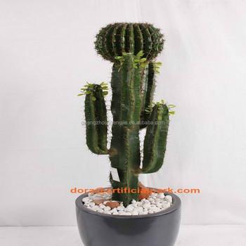sjh012118 plantes artificielles bon march grand cactus. Black Bedroom Furniture Sets. Home Design Ideas