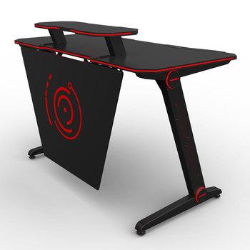 Ergonomic Black Led Pc Computer Custom Gaming Desk Buy Pc