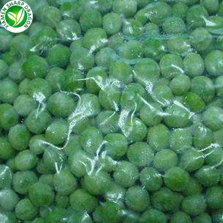 Wholesale hot selling best price frozen iqf green peas