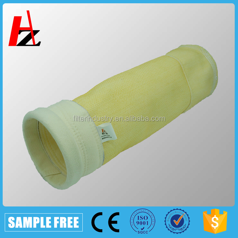 China Supply High Efficiency Dust Filter Bags for Air Filtration