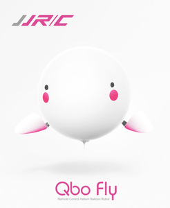 New Arrival Exquisite Interesting JJRC H80 Qbo Fly Flying Ball 2.4G RC Drone Safe Helium Balloon Robot For Fun
