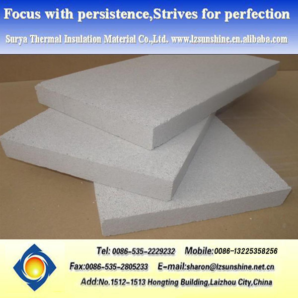 China Supplier Low Price Insulation Expanded Perlite Board