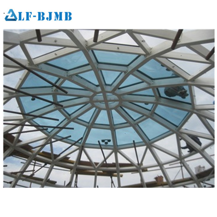 Practical Design Prefab Glass dome house