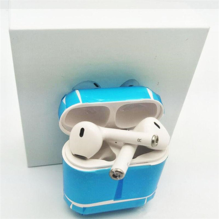 Newest Headset Afans i7a twins Wireless <strong>bluetooth</strong> v4.2 earbud Earphones Headphones With Charging Box