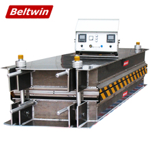 Beltwin 100PSI pressure light portable fabric conveyor belt hot vulcanizing machine with pressure bag