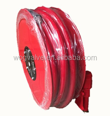 Fire Hose Reel Swing Manual Fire Fighting Equipment
