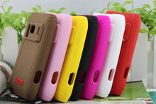 4 Colors Choose Original Brand  Wizard Silicone Case For Nokia N8 New Protective Case  +Free shipping