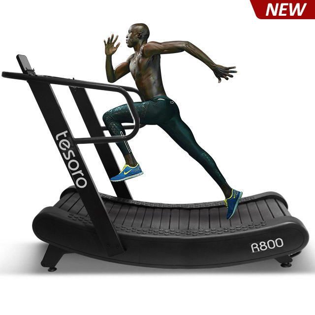 Home fitness self powered woodway caminadora curva treadmill power fit treadmill