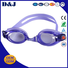 High quality no leaking oem printing swimming goggles for adult men women youth