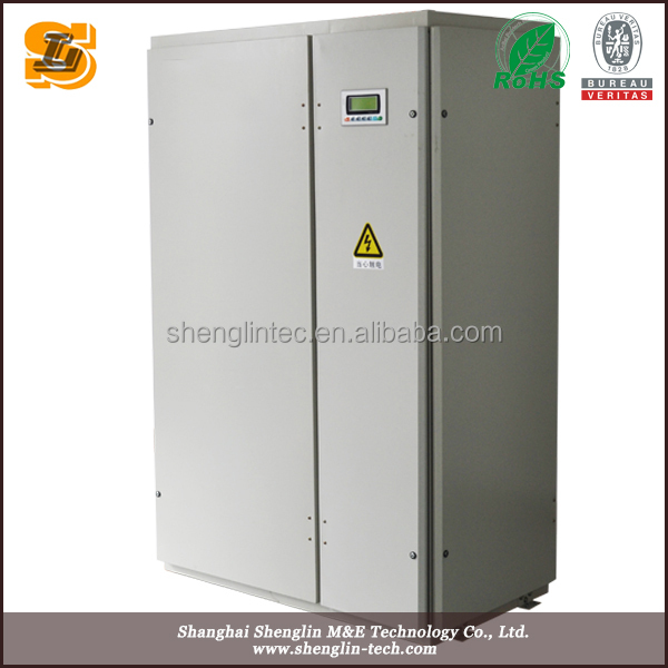Water Cooled ahu System part server closet air conditioner