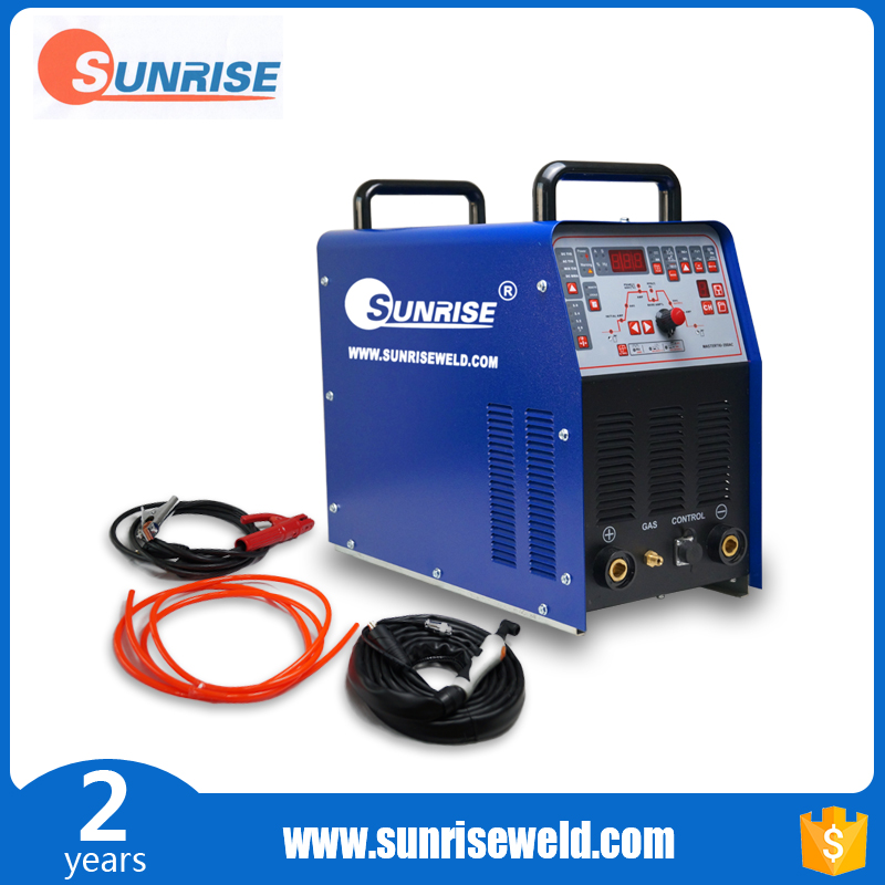 China manufacturer welding machine dc tig welder wsm 200 With Good Service