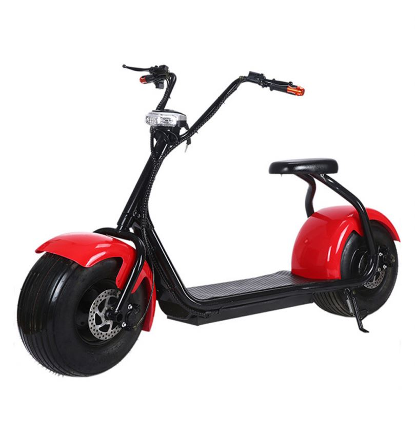 China Cheap Li-Ion Battery Fat Tire Off Road self balancing 2 Wheel Stand Up Electric Scooter, Golf Electric Motorcycle For Sale