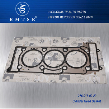 Gasket Cylinder Head For M276 Engine 276 016 02 20,276 016 05 20 - Buy M276  Cylinder Head Gasket,Bmtsr Cylinder Head Gasket,Bmtsr Cylinder Head Gasket