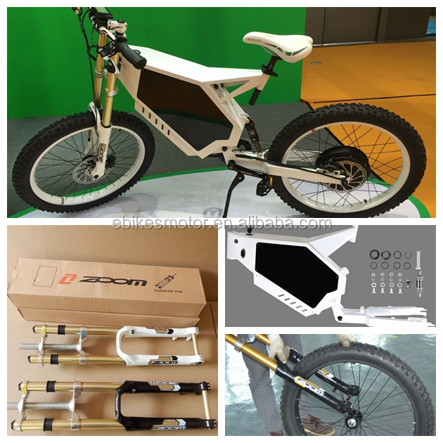 High performance, full suspension, good quality motocross bike frame