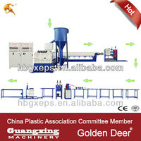 India Special XPS Foam Panel Extrusion Production Line