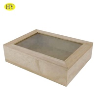 Diy finished china factory supplier small gift wooden jewelry box