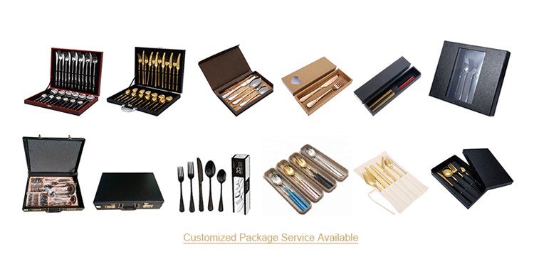 Korean Personalized Black gold Chopsticks 304 Stainless steel