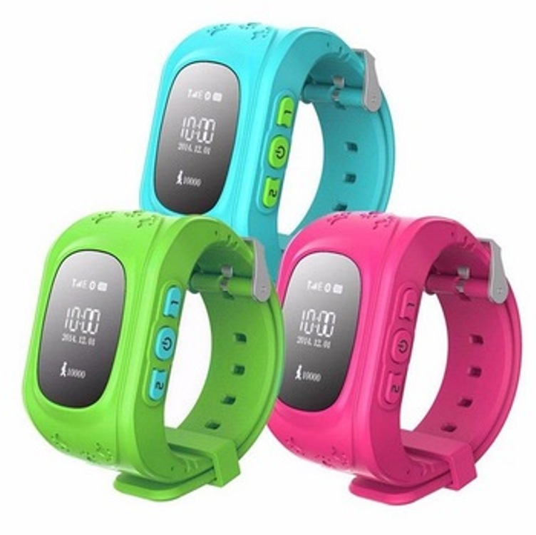 Q50 cheap sim android waterproof gps LBS Oled sos tracker kids smart watch фото