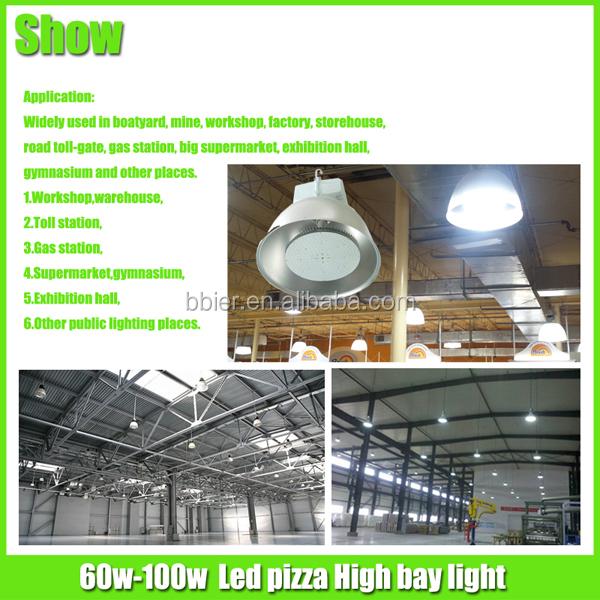 Pizza Etl Led High Bay Lighting Price - Buy Led High Bay Lighting ...
