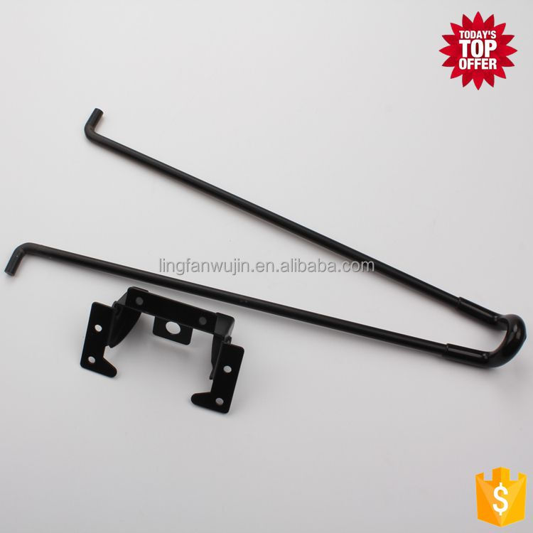 Furniture Accessory Standard Size Folding Steel Hairpin Table Legs
