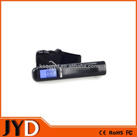 JYD-ELS03S Durable Electronic Travel Luggage Scale With Backlight And Auto Shut Off Function