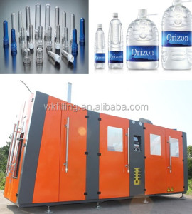 Blowing machine to make PET bottle 5000 bottle per hour