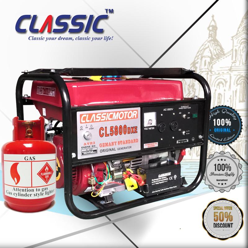 Cl sico china kit de conversi n de glp biog s silencioso for Generador gasolina barato