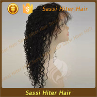 Wholesale Indian Remi Full Lace Wig With Baby Hair