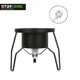 With Wind Shield Outdoor Gas Cooker Propane High Pressure Gas Grill Stove
