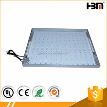 Slim light box anodised aluminum profile 40mm single side aluminium led profile