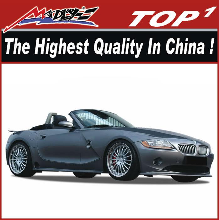Body kits for 2003-2005-Z4-HM Style Z4 body kit