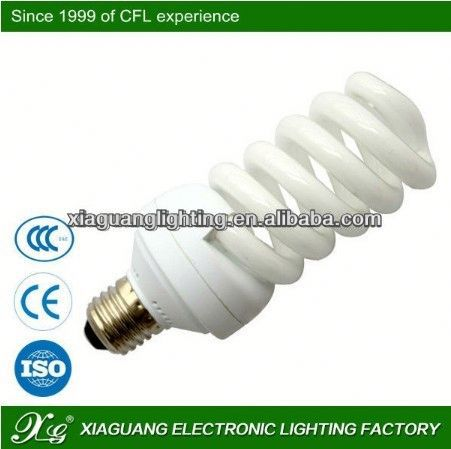 China 3000K CFL 220V dc 12v energy saving lamp bulb