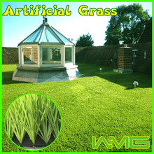 WM Plastic Playgrounds artificial grass for Garden(factory sale)