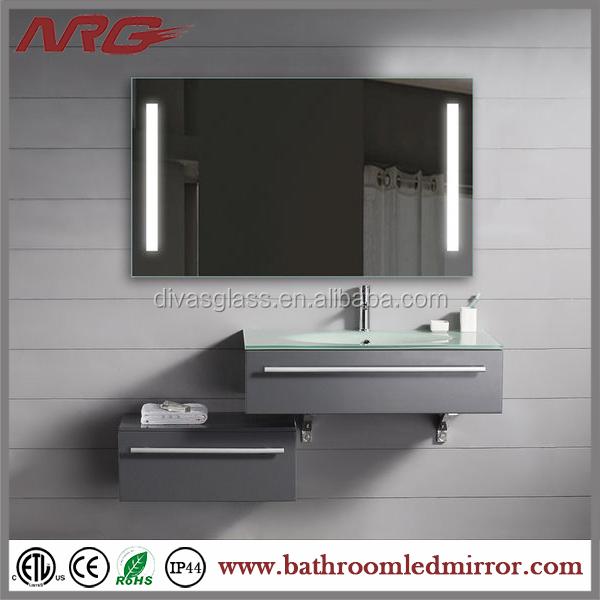 modernos espejos decorativos bao