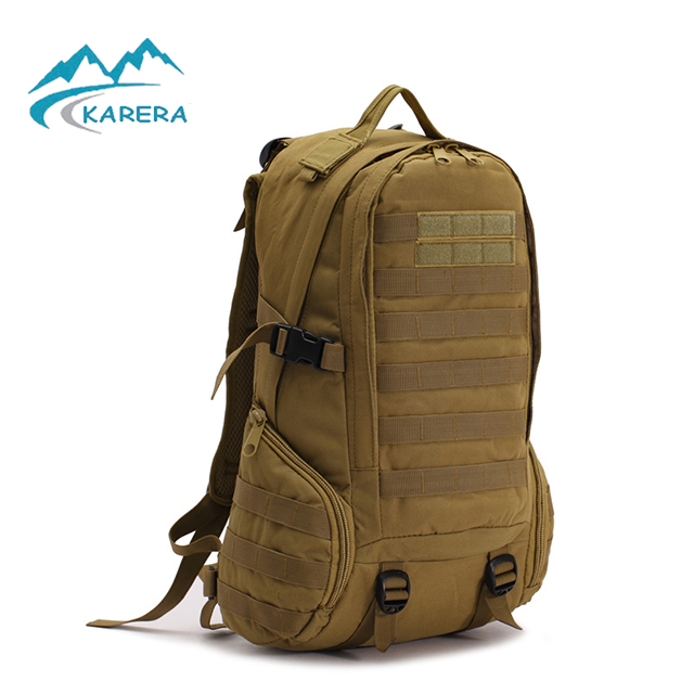 Camouflage Sports Outdoor Mountaineering Bag Walking Shoulder Bag Military Fan Tactical <strong>Backpack</strong> Riding <strong>Backpack</strong>