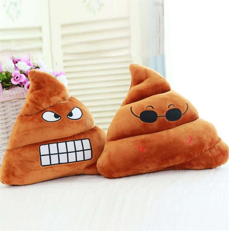 Poop Plush Pillow Round Cushion Toy Brown Custom Emoji Pillow - Buy Poop  Plush Pillow,Brown Poop Pillow,Custom Emoji Pillow Product on Alibaba com