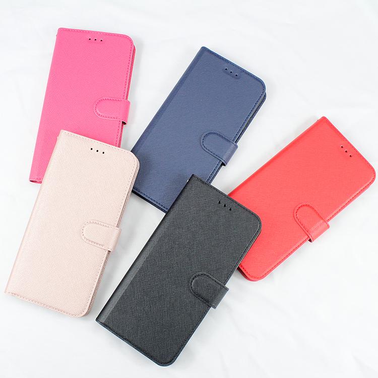 Case Kulit PU Dompet dengan Kickstand Flip Ponsel Shell Cover UNTUK Samsung S10 S10plus S10e S10lite