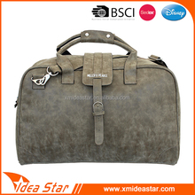 Special pattern fashion waterproof leather foldable travelling bag