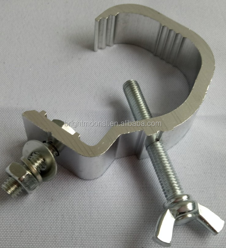 2cm width led par light clamp,<strong>stage</strong> light hanging clamp,waterproof led par light clamp