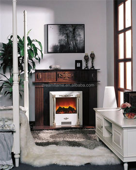 Latest Product Trendy Style Natural Wood Fireplace Surround Mantel Manufacturer